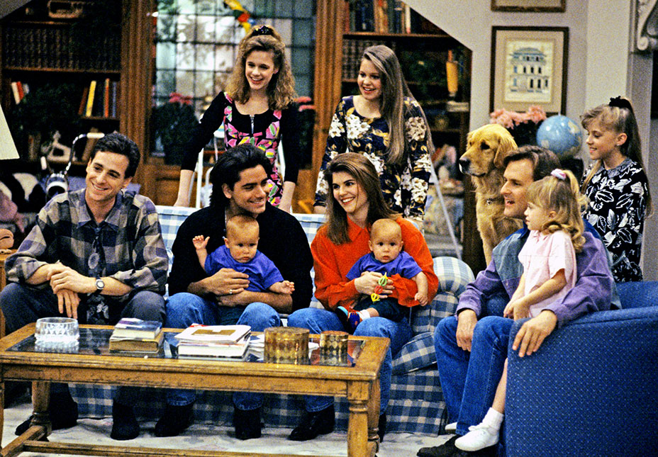 "There's going to be a ""Full House"" marathon on Hallmark, and we will not cut it out"
