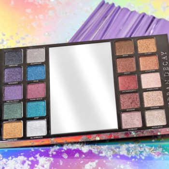 Here's how to get Urban Decay's new metallic eyeshadow palette for less