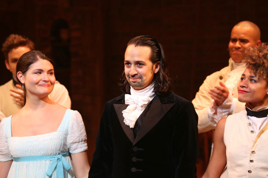 "Lin-Manuel Miranda says he's dropping new ""Hamilton"" music EVERY MONTH, starting tonight"