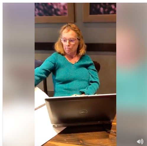 This racist woman was kicked out of Starbucks by the police, because karma is real