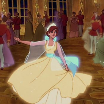 Stop what you're doing and listen — Anastasia could become a Disney Princess
