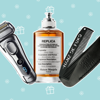37 men's grooming gifts for your husband who has more beauty products than you do