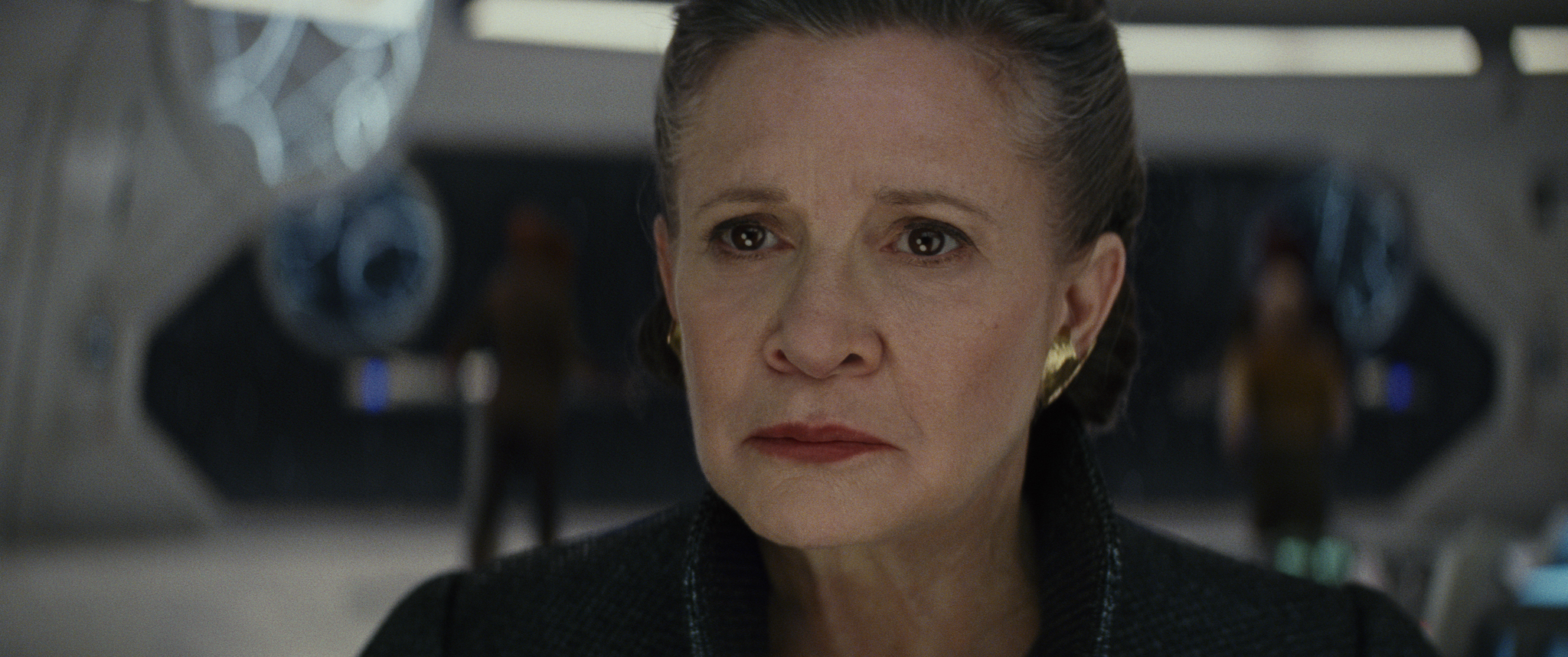 "If you're wondering if Leia dies in ""Last Jedi,"" we have some good and bad news for you"