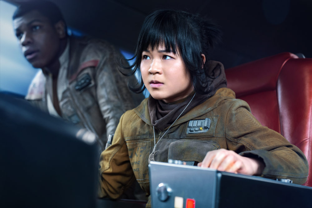 Kelly Marie Tran deleted her Instagram after months of harassment by <em>Star Wars</em> fans, and we're heartbroken