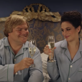 The trailer for Jenny Slate and Jack Black's new Netflix movie is here, and it's ridiculously absurd (in a good way)