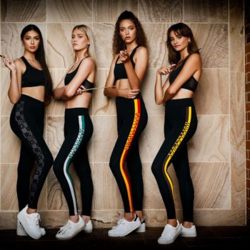 "Show off your Hogwarts house pride with these stylish ""Harry Potter"" leggings"