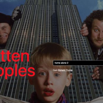 Rotten Apples is the new website that can tell you whether or not your favorite TV shows feature alleged sexual predators