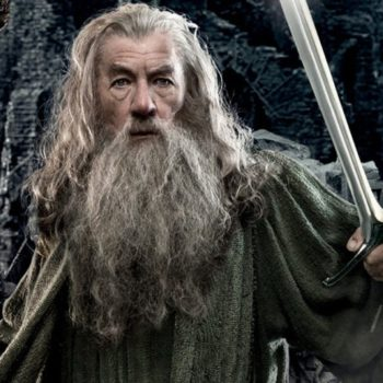 "Sir Ian McKellen wants Amazon to know that he's not too old to play Gandalf in their ""Lord of the Rings"" series"