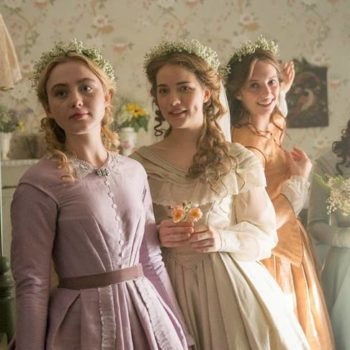 "The first ""Little Women"" trailer is here, and we're having '90s flashbacks"