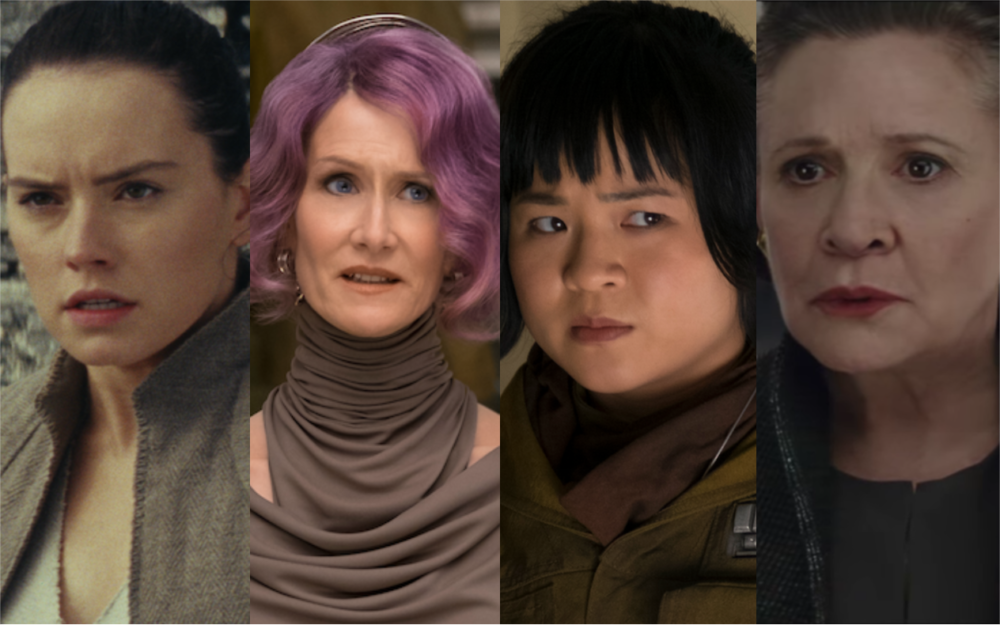 """The Last Jedi"" is the most ferociously feminist ""Star Wars"" film yet"