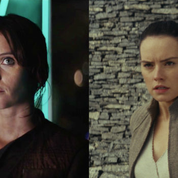 """""""The Last Jedi"""" actually includes a huge """"Rogue One"""" Easter egg"""
