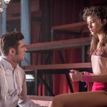 """Zac Efron and Zendaya bonded over their love of Michael Jackson while filming """"Greatest Showman"""""""