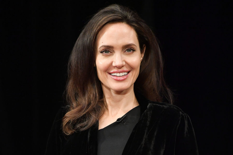 Angelina Jolie, Maddox, and Shiloh just rocked matching ensembles in New York