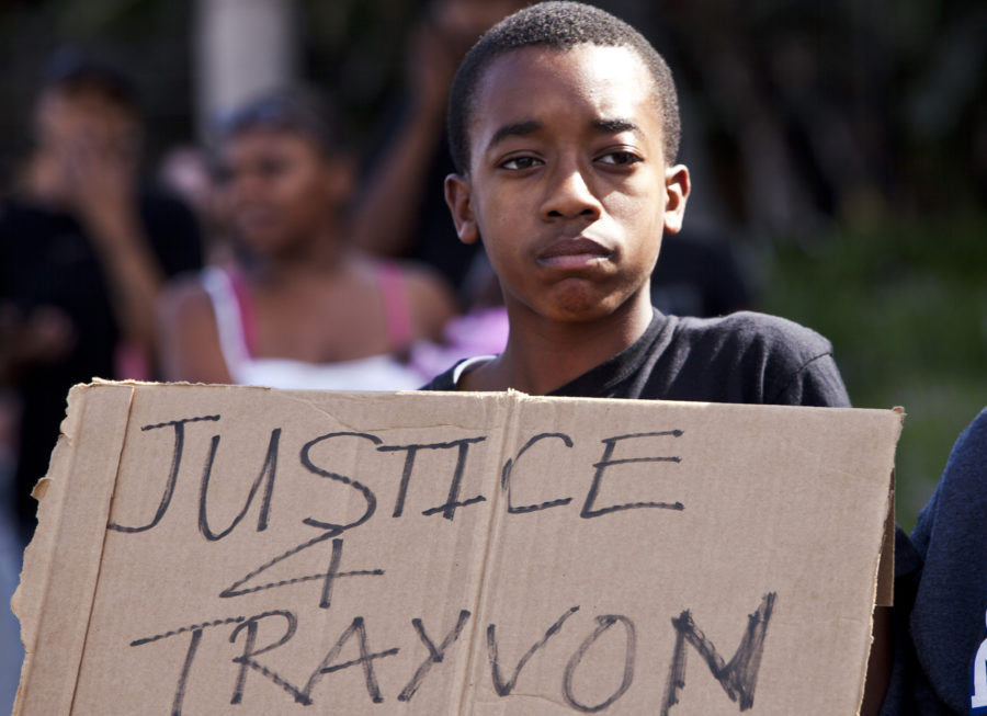 When can we watch Jay-Z's documentary on Trayvon Martin?