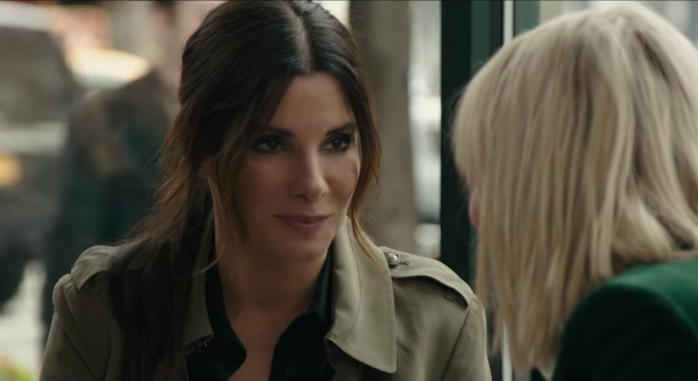 "The first teaser for ""Ocean's 8"" is here and we will not keep calm"