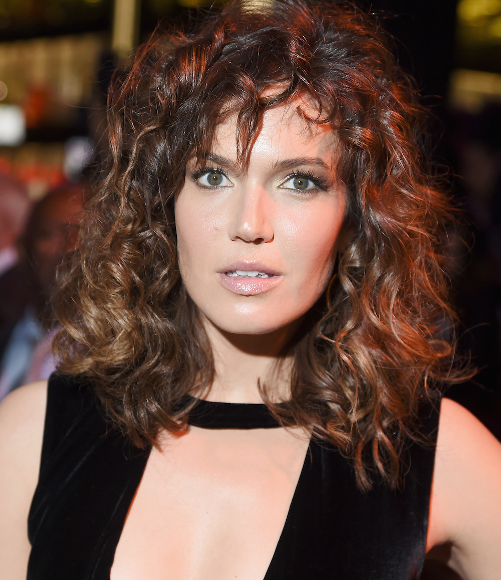 The perm, aka your mom's hairstyle from the '80s, is making a comeback
