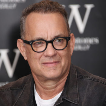 "Apparently Tom Hanks's brother, Jim Hanks, voices Woody from ""Toy Story"" sometimes, and we don't know how to feel"