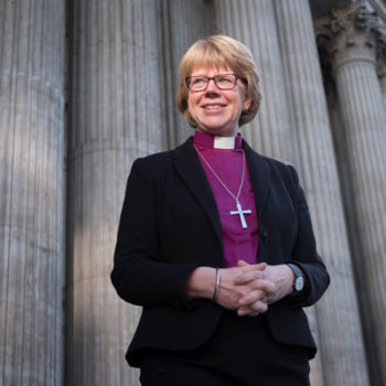 The Church of England appointed a woman to a top position for the first time ever, and it's a huge deal for gender equality