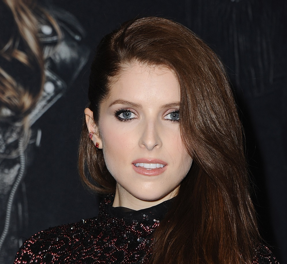 Anna Kendrick broke up with a guy since he didn't respect ... Anna Kendrick