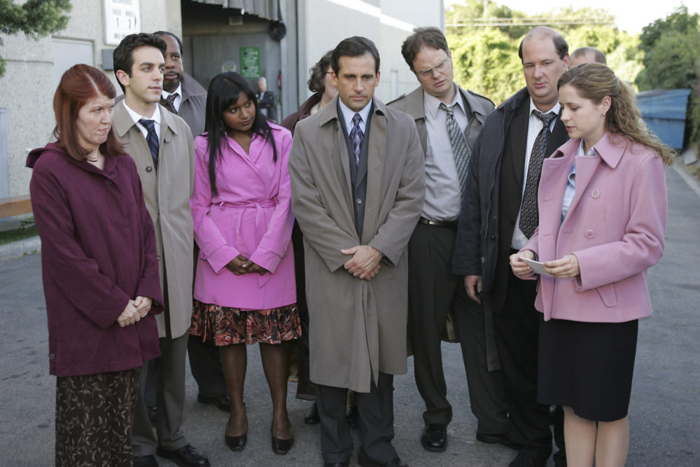 "NBC might reboot ""The Office,"" and this is absolutely NOT A DRILL"