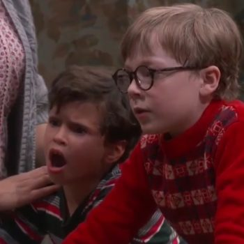 """People are upset about this eating disorder joke in """"A Christmas Story Live!"""""""