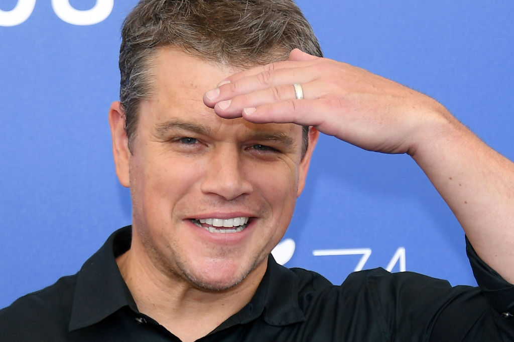 "Why Matt Damon's comments about ""good guys"" don't actually help anything at all"