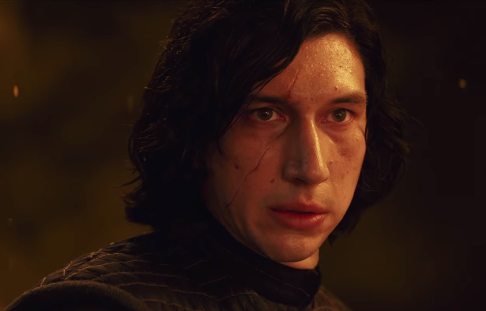 Someone face-swapped Adam Driver and Keanu Reeves, and we don't know what's real anymore