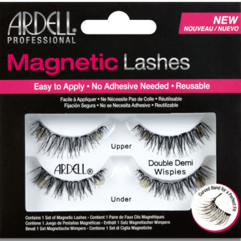 If you're curious to try magnetic lashes, this iconic lash brand is bringing them to the drugstore