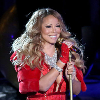 "Mariah Carey's ""All I Want for Christmas Is You"" broke a Billboard record…in 2017"