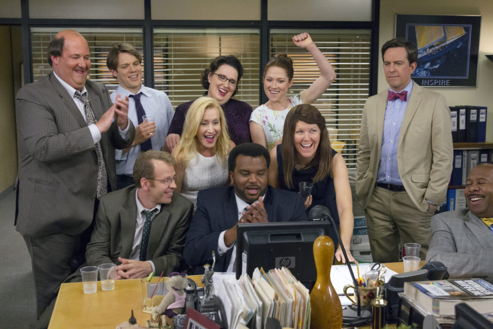 "It appears at least *two* original ""The Office"" cast members want to return for the reboot"