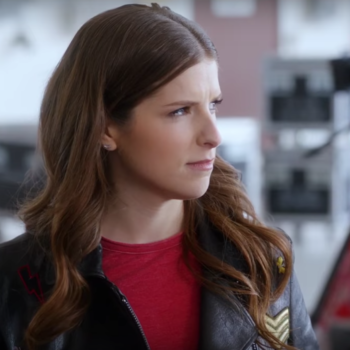 """FYI: Anna Kendrick has never, ever jammed out to """"Cups"""""""