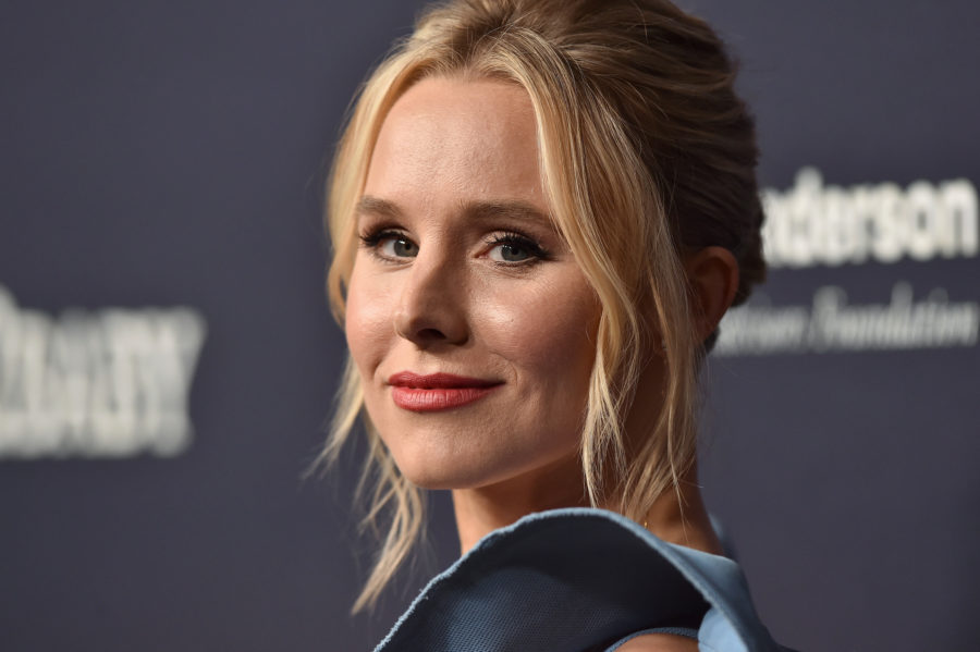 Kristen Bell shared personal pregnancy and birthing photos to celebrate her daughter's birthday