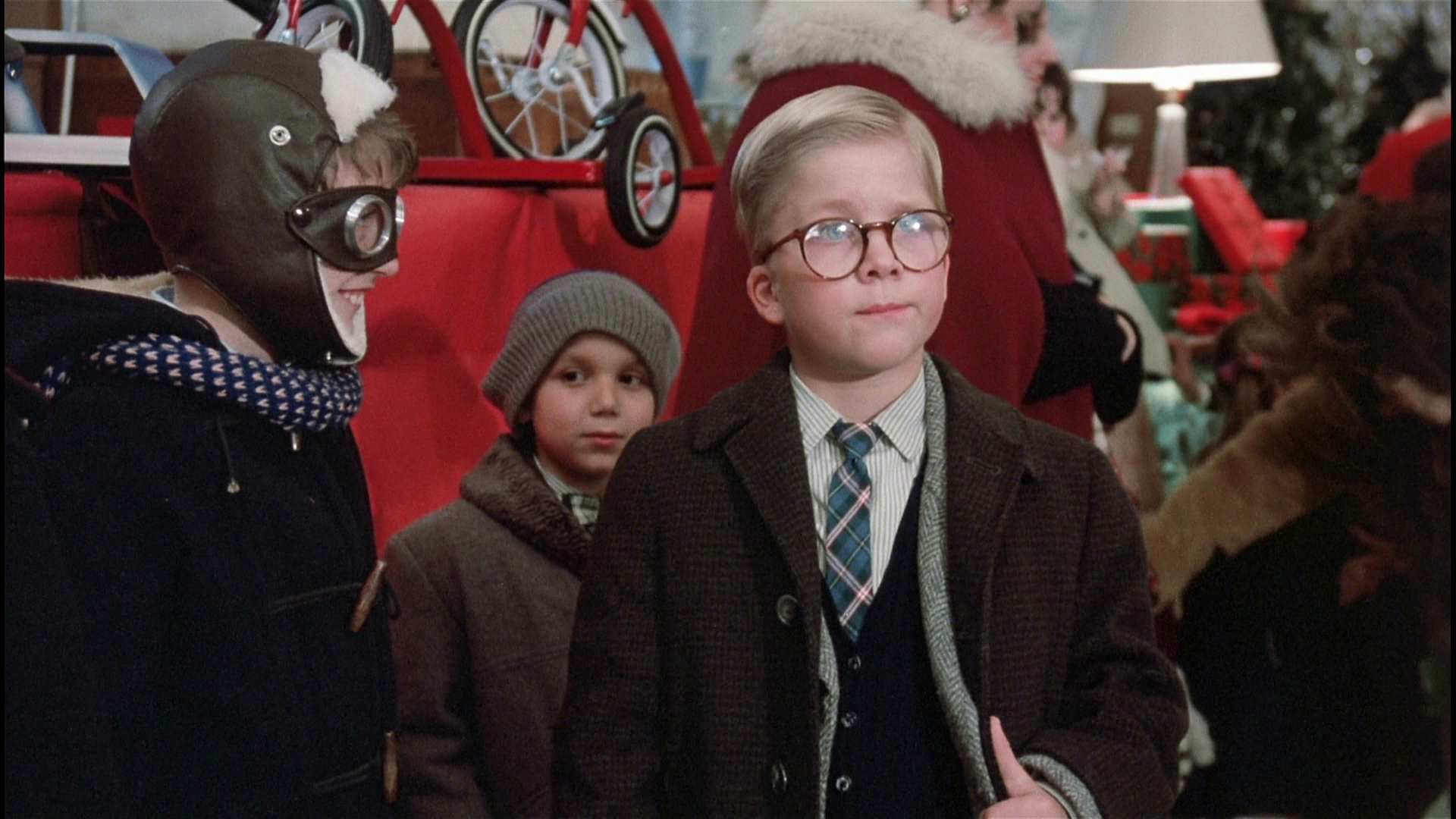 so this is who narrates a christmas story