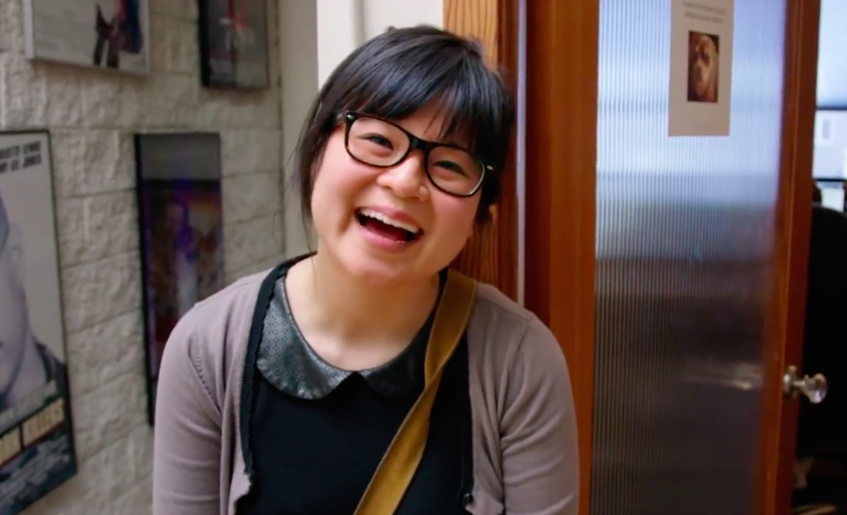 "Kelly Marie Tran's ""Star Wars"" audition is so pure it hurts"
