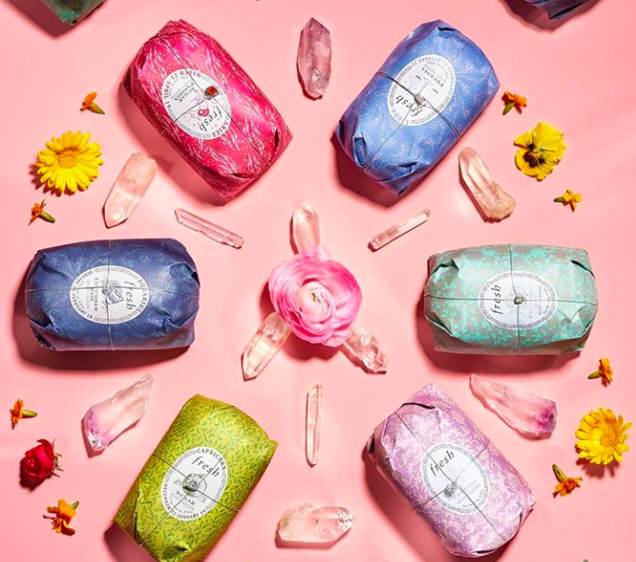 You can smell like your horoscope thanks to Fresh's new Zodiac Soap collection