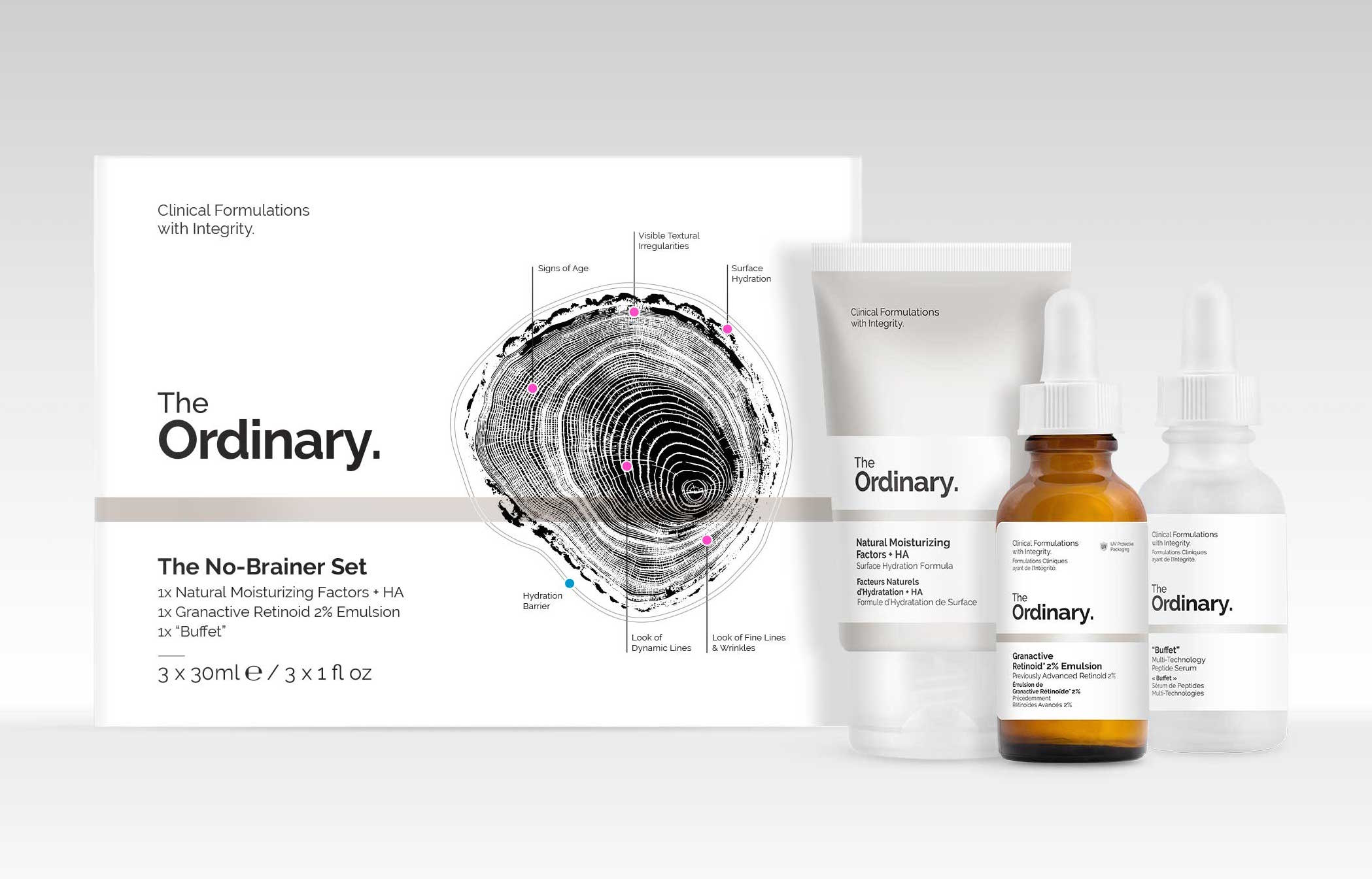 Affordable skin care brand The Ordinary just launched at Sephora today with a must-have set