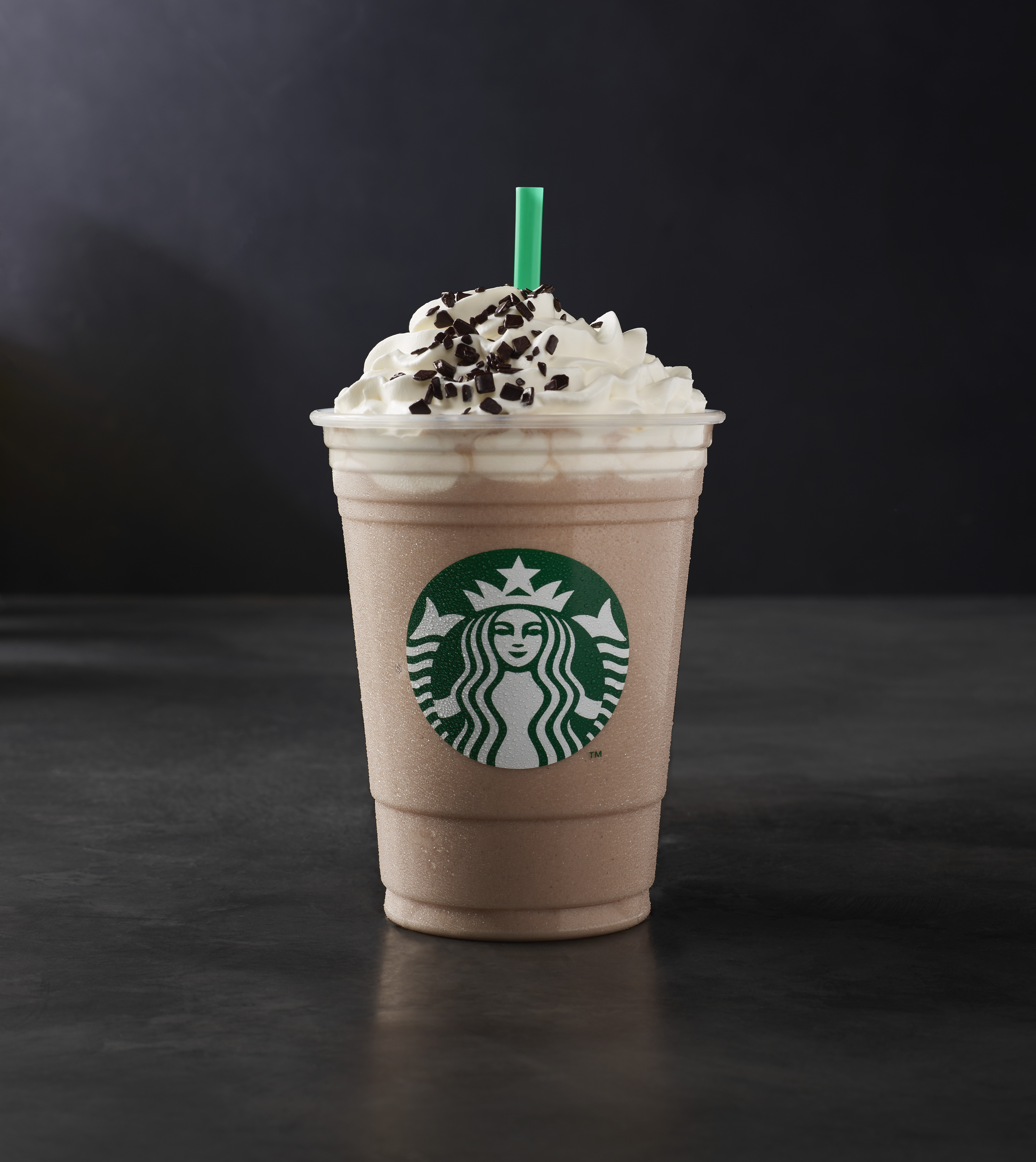 Starbucks Is Releasing Its Black And White Mocha