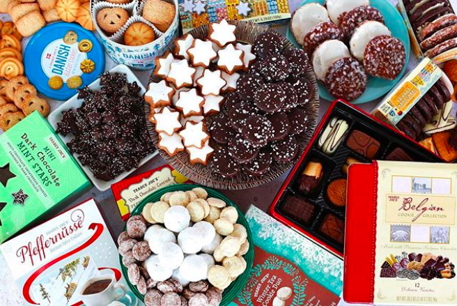 The best new Trader Joe's products for holiday parties
