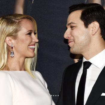 "Anna Camp and Skylar Astin sing around their house all the time, and this should be ""Pitch Perfect 4"""