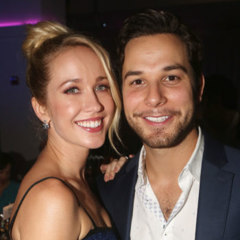"""Anna Camp gets really emotional when she thinks about meeting her """"soulmate"""" during """"Pitch Perfect"""""""