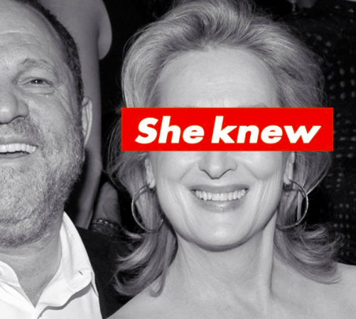 The person behind those problematic #SheKnew posters has been revealed — and you will be furious