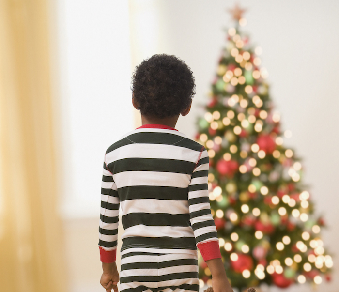 How my young son has helped me rediscover the magic of holiday traditions