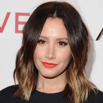Ashley Tisdale's 2000s-era throwback photo is giving us life
