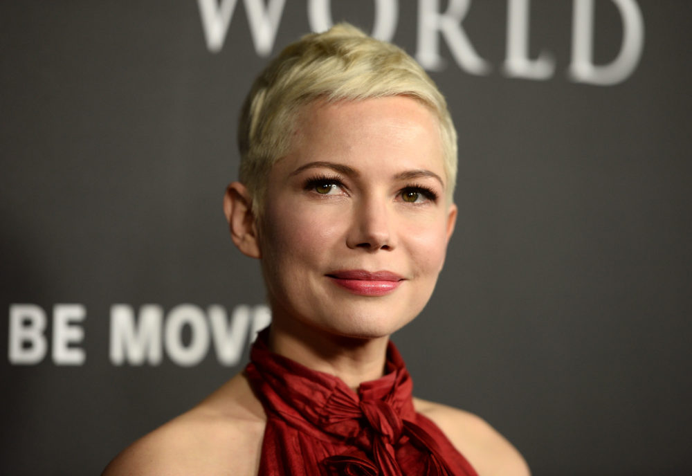 """This is how Michelle Williams' daughter feels about Kevin Spacey getting fired from """"All the Money in the World"""""""