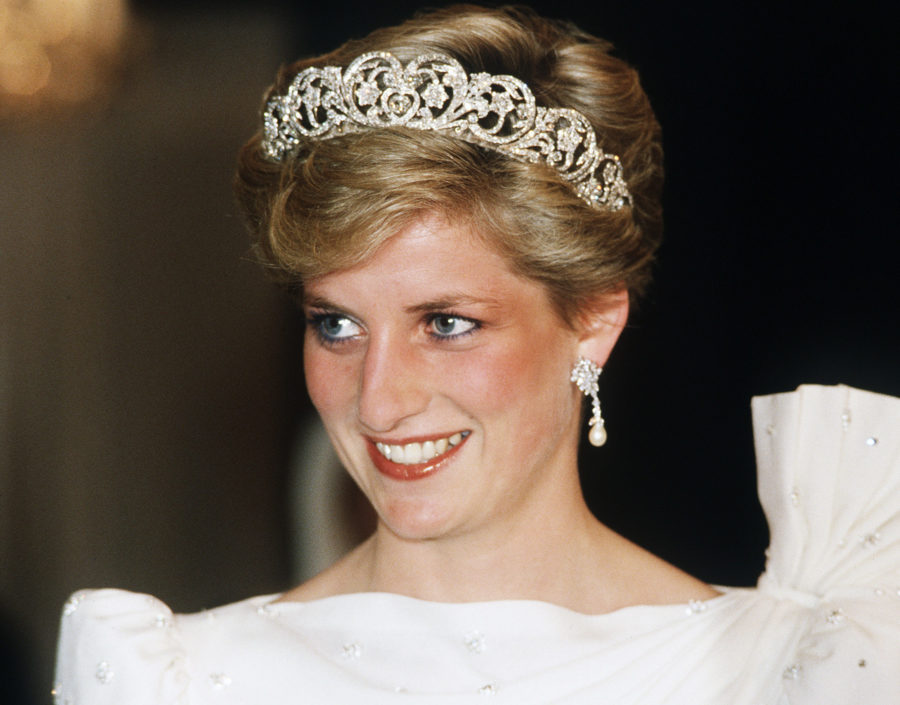 There's a new musical about Princess Diana and her wedding to Prince Charles in the works