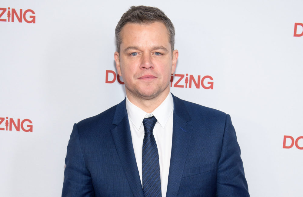 """There's a petition to cut Matt Damon's cameo from """"Ocean's 8,"""" and it just reached its goal"""