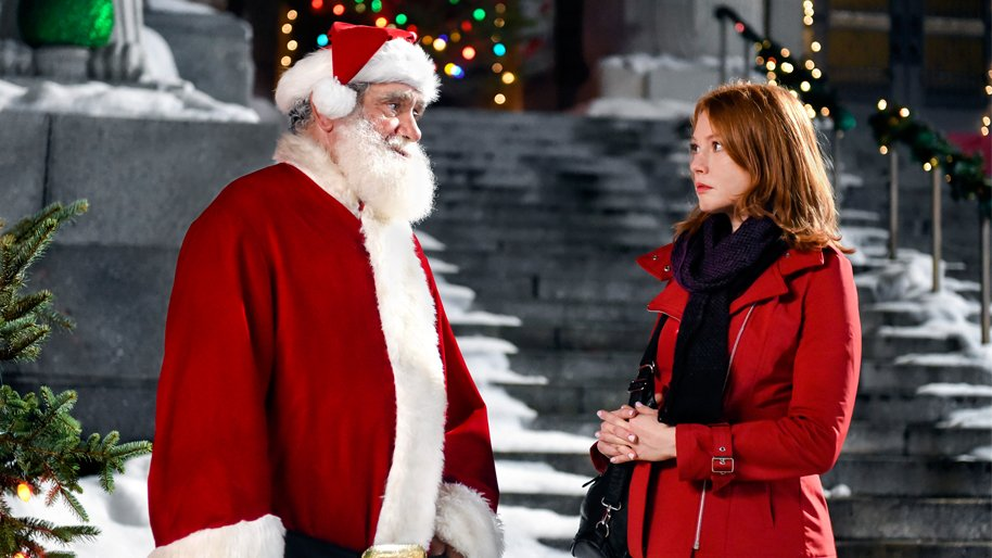 In defense of Hallmark movies, which are getting me through the holidays after a rough year