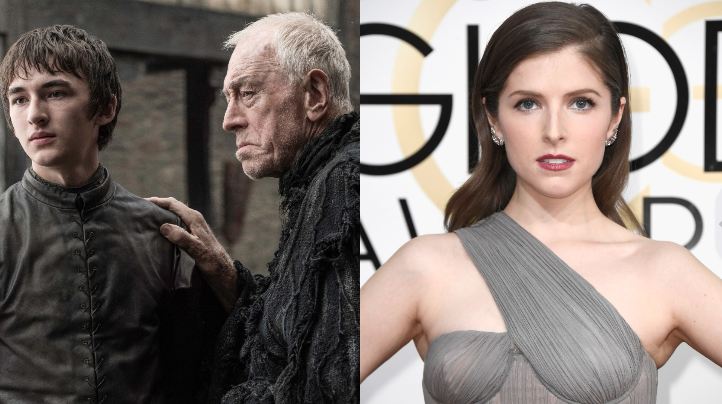 "Anna Kendrick will be livid if this ""Game of Thrones"" theory turns out to be true"