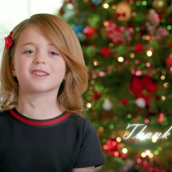 """This ad thanking Trump for """"letting us say 'Merry Christmas' again"""" makes us super uncomfortable"""