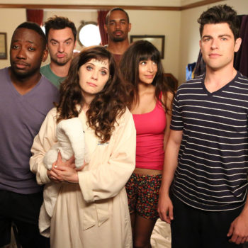 """""""New Girl"""" has wrapped filming *forever* — but we'll always have True American"""